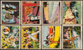 """Non-Sport Cards:Sets, 1935 R147 Schutter-Johnson """"Tarzan and the Crystal Vault of Isis"""" Complete Set (50). ..."""