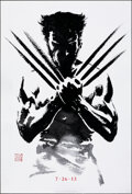 """Movie Posters:Action, The Wolverine (20th Century Fox, 2013). Rolled, Very Fine/Near Mint. One Sheet (27"""" X 40"""") DS Advance, Style A, Suren Galadj..."""