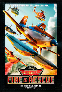 """Planes: Fire & Rescue & Other Lot (Walt Disney Studios, 2014). Rolled, Very Fine. One Sheets (2) (27"""" X 40&..."""