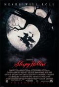 """Movie Posters:Fantasy, Sleepy Hollow (Paramount, 1999). Rolled, Very Fine+. One Sheet (26.75"""" X 39.75"""") SS Advance. Fantasy.. ..."""