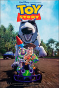 """Movie Posters:Animation, Toy Story & Other Lot (Buena Vista International, 1995). Rolled, Overall: Very Fine+. International One Sheet (27"""" X 40"""") SS... (Total: 2 Items)"""