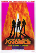 """Movie Posters:Action, Charlie's Angels (Columbia, 2000). Rolled, Very Fine+. Mylar One Sheet (26.75"""" X 39.75"""") SS Advance. Action.. ..."""