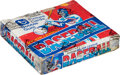 Baseball Cards:Unopened Packs/Display Boxes, 1979 Topps Baseball 24-Count Cello Pack Box - Ozzie Smith Rookie Year! ...