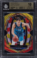 Basketball Cards:Singles (1980-Now), 2018 Select Luka Doncic (Prizms Tri-Color) #122 BGS Pristine 10. ...