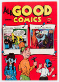 Golden Age (1938-1955):Humor, All Good Comics #1 (Fox, 1946) Condition: FN/VF....