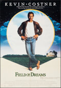 """Movie Posters:Fantasy, Field of Dreams & Other Lot (Tri-Star, 1989). Folded, Overall: Very Fine. Australian One Sheet (27"""" X 39.25"""") & Internationa... (Total: 2 Items)"""