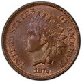 1872 1C MS65 Brown PCGS. CAC. PCGS Population: (19/1 and 0/0+). NGC Census: (16/4 and 0/0+). CDN: $1,800 Whsle. Bid for...