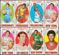 Basketball Cards:Lots, 1969 Topps Basketball Collection (61) with Stars and Rookies! ...