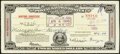 Postal Savings System Series 1939 $200 Certificate Issued at Hartford, CT Mar. 26, 1954 Extremely Fine