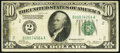 Small Size:Federal Reserve Notes, Fr. 2000-B $10 1928 Federal Reserve Note. Fine-Very Fine.. ...