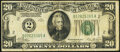 Small Size:Federal Reserve Notes, Fr. 2050-B $20 1928 Federal Reserve Note. Fine.. ...