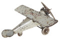 Antiques:Toys, Lot of Three Hubley Airplanes.... (Total: 2 Items)