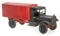 Antiques:Toys, Lot of Two Keystone Pressed Steel Trucks.... (Total: 2 Items)