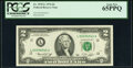 Small Size:Federal Reserve Notes, Fr. 1935-L $2 1976 Federal Reserve Note. PCGS Gem New 65PPQ.. ...