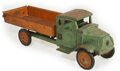 Antiques:Toys, Lot of Four Large Trucks by Keystone, Buddy L and Steelcraft.... (Total: 4 Items)