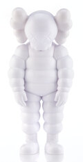 Collectible, KAWS (b. 1974). What Party (White), 2020. Cast vinyl. 11-1/2 x 5-1/2 x 3-1/4 inches (29.2 x 14 x 8.3 cm). Open Edition. ...