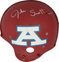 Football Collectibles:Helmets, 1974 Jake Scott Game Worn & Signed Pro Bowl Helmet from The Jake Scott Collection. ...