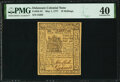 Colonial Notes:Delaware, Delaware May 1, 1777 10s PMG Extremely Fine 40.. ...