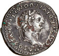 Ancients:Roman Imperial, Domitian (AD 81-96). AR Denarius...