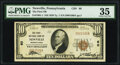 Newville, PA - $10 1929 Ty. 1 The First National Bank Ch. # 60 PMG Choice Very Fine 35