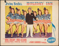 "Movie Posters:Musical, Holiday Inn (Paramount, 1942). Very Fine-. Lobby Card (11"" X 14""). Musical.. ..."
