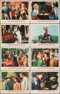 """Movie Posters:Fantasy, The 7 Faces of Dr. Lao (MGM, 1964). Very Fine+. Lobby Card Set of 8 (11"""" X 14"""") Joseph Smith Artwork. Fantasy.. ... (Total: 8 Items)"""