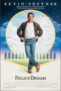 """Movie Posters:Fantasy, Field of Dreams (Universal, 1989). Rolled, Very Fine. One Sheet (26.75"""" X 39.75"""") DS. Fantasy.. ..."""