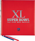 Football Collectibles:Publications, 2006 Super Bowl XL Opus MVP Edition Multi-Signed by Super Bowl Most Valuable Players - from The Jake Scott Collection....