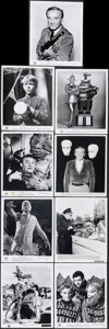 """Movie Posters:Science Fiction, Lost in Space (CBS, 1965). Very Fine-. Television Photos (21) (7.25"""" X 9"""" & 8.25"""" X 9.75, & 8.25"""" X 10"""") & Trimmed Photo (8.... (Total: 22 Items)"""