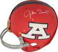 Football Collectibles:Helmets, 1975 Jake Scott Game Worn & Signed Pro Bowl Helmet from The Jake Scott Collection. ...