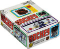 Hockey Cards:Unopened Packs/Display Boxes, 1979 Topps Hockey Wax Box With 36 Unopened Packs - Gretzky Rookie Year! ...