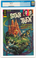 Bronze Age (1970-1979):Science Fiction, Star Trek #15 (Gold Key, 1972) CGC NM 9.4 Off-white pages....
