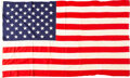 Miscellaneous:Ephemera, US 50-Star Flag Flown Over Capitol to Commemorative Admission of Hawaii as 50th State....