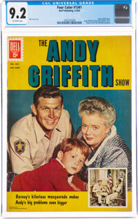 Four Color #1341 The Andy Griffith Show(Dell, 1962) CGC NM- 9.2 Off-white pages