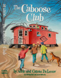 Pulp, Pulp-like, Digests and Paperback Art, Don Sibley (American, 1922) The Caboose Club...