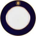 Political:3D & Other Display (1896-present), Ronald Reagan: White House China Appetizer Plate....