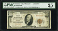 Kansas City, MO - $10 1929 Ty. 1 Drovers National Bank Ch. # 12794 PMG Very Fine 25