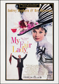 """Movie Posters:Musical, My Fair Lady (Warner Bros., R-1994). Rolled, Very Fine+. 30th Anniversary One Sheet (27.75"""" X 39.75"""") SS. Musical.. ..."""