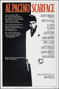 """Movie Posters:Crime, Scarface (Universal, 1983). Rolled, Very Fine+. One Sheet (27"""" X 41"""") Mike Bryan Artwork. Crime.. ..."""