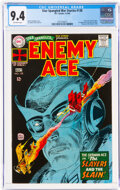 Silver Age (1956-1969), Star Spangled War Stories #138 (DC, 1968) CGC NM 9.4 Off-white pages....