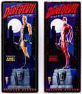 Memorabilia:Comic-Related, Daredevil Limited Edition Numbered Statue Group of 2 (Marvel Limited/Bowen Designs, 1998).... (Total: 2 Items)