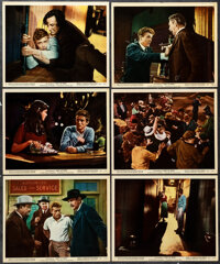 """East of Eden (Warner Bros., 1955). Fine/Very Fine. Color Photo Set of 12 (8"""" X 10""""). Drama. ... (Total: 12 Ite..."""