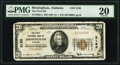 National Bank Notes:Alabama, Birmingham, AL - $20 1929 Ty. 1 The First National Bank Ch. # 3185 PMG Very Fine 20.. ...