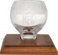 Football Collectibles:Others, 1972-76 Jake Scott Pro Bowl Awards Lot of 2 from The Jake Scott Collection. ...