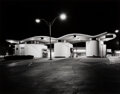 Photographs, George Tice (American, 1938). First Union Drive-In Bank, Caldwell, New Jersey, 1998. Gelatin silver, printed 2000. 15-1/...