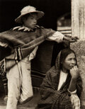 Photographs, Paul Strand (American, 1890-1976). Woman and Boy, Tenancingo, 1933. Photogravure, printed 1967. 6-3/8 x 5 inches (16.2 x...