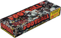 1974 Topps Football Wax Box With 24 Unopened Packs