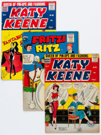 Harvey and Archie Comics Group of 26 (Harvey/Archie, 1956-74) Condition: Average GD/VG.... (Total: 26 )