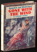 """Movie Posters:Academy Award Winners, Gone with the Wind (Macmillian, 1939/Grosset & Dunlap, 1940). Fine+. Hardcover Book (391 Pages, 7.25"""" X 9.75"""") & Softcover B... (Total: 2 Items)"""