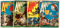 Amazing Stories Group of 14 (Ziff-Davis, 1926-47).... (Total: 14 Comic Books)